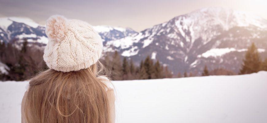 Уход за волосами зимой и осенью